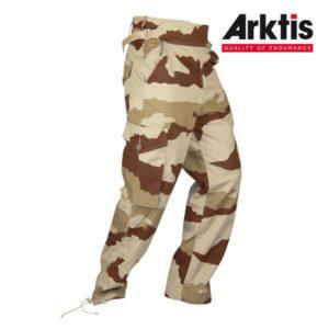 Pantalon de combat artkis C110 CAMO desert