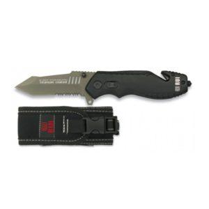 Couteau de poche RUI 19537 noir