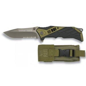 Couteau de poche RUI 19655 vert od