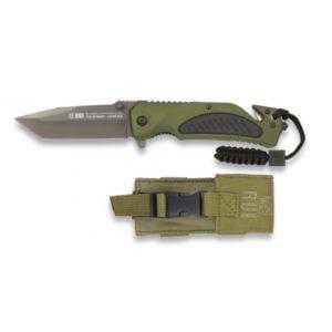 Couteau de poche RUI 19580 vert od