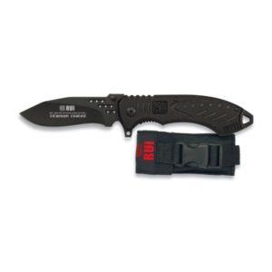 Couteau de poche RUI 19475 noir