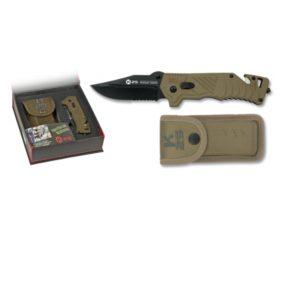 Couteau Tactique COYOTE RUI/K25. Pointe coupée 19376