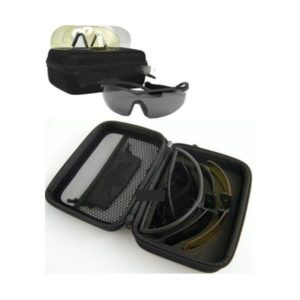 Coffret lunettes balistiques EN166 ISTC