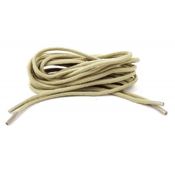 Lacets nylon 1m90 beige
