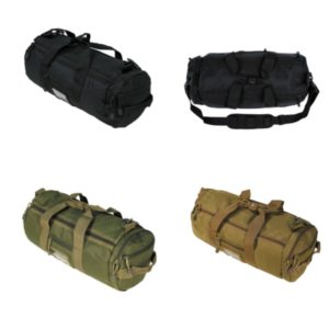 "Opération sac, rond, ""Molle"", noir"