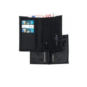 Portefeuille noir 10 x 14,50 CM