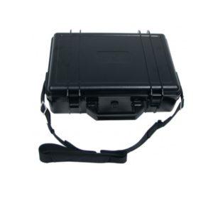 boîte plastique, imperméable, 39x29x12 cm, noir