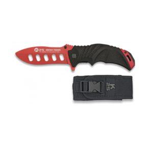 Couteau pliant RUI K25 rouge. Entraînement. Lame 10.5 19963