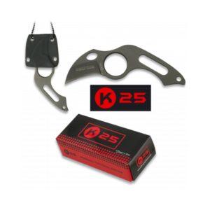 Couteau tactique RUI K25 Gaine KYDEX. 4 cm 31849