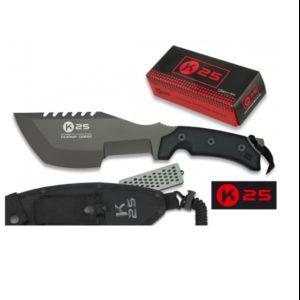 Couteau Tracker K25. Epaisseur: 6 mm 31955 RUI K 25