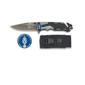 Couteau de poche Gendarmerie Départementale 19654-A RUI K 25