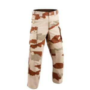 Pantalon de combat camo desert FR