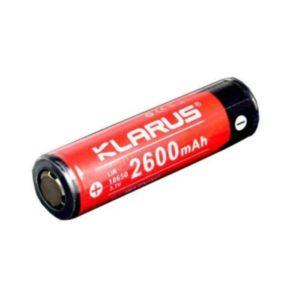 Batterie rechargeable pour lampe tactique XT2C / XT11 / XT11S / ST15