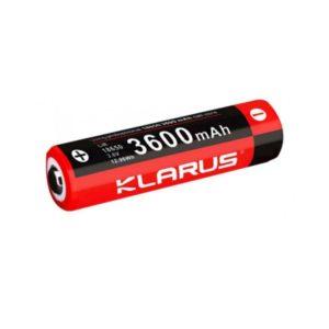 Batterie rechargeable pour lampe tactique XT12GT