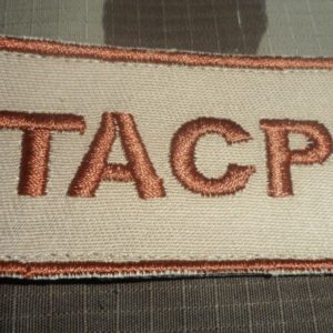 OPEX-PATCH ARTILLERIE TACP-OBSERVATION GUIDAGE-