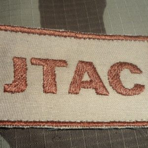 OPEX-PATCH ARTILLERIE JTAC-OBSERVATION GUIDAGE-