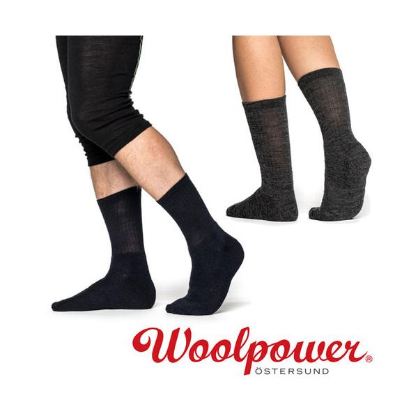 Chaussettes woolpower tige haute 8481