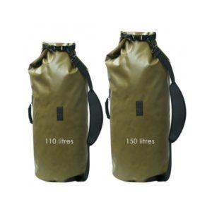 SAC ETANCHE AVEC BANDOULIÈRE 110 litres