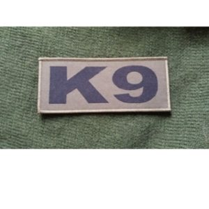 Patch K9 KAKI