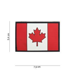 PATCH 3D PVC : CANADA