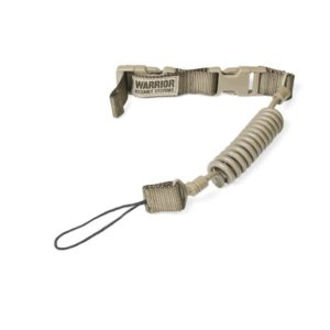 Tactical Pistol Lanyard - Coyote Tan