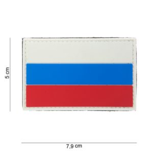 "PATCH 3D PVC "" RUSSIA """