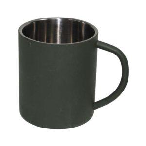 mug, isotherm, a double paroi, 450 ml, kaki