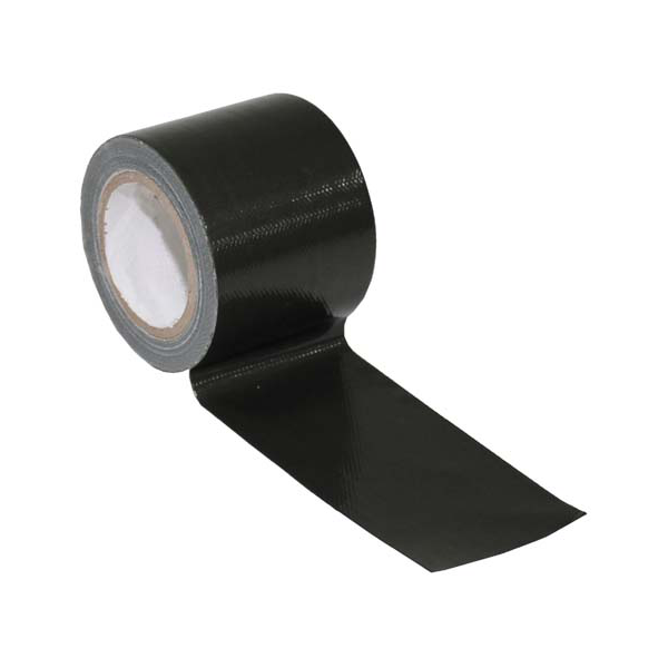 BW bande adhesive tissu, 5 cm x 5 m, kaki
