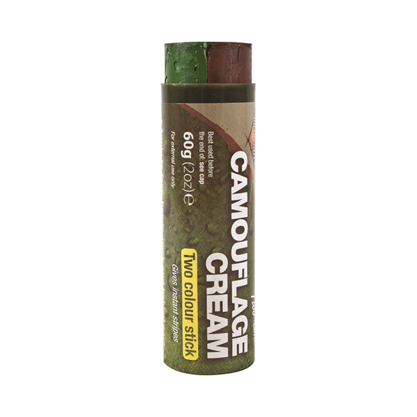 bcb stick camo marron/ vert 60 gr