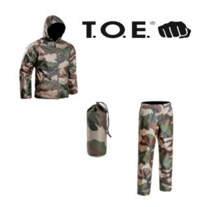 Pack Membrané TOE (veste + pantalon)