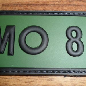 Patch PVC MO81