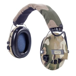 Casque anti-bruit avec led Suprême Pro-X serre-tête cam ce coussinets silicone
