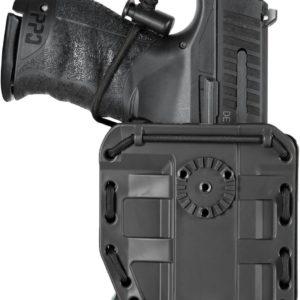 Holster ambidextre Bungy 8BL noir pour toute arme de poing