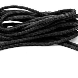 Lacets polyester 1m90 noir