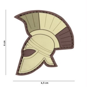 PATCH 3D PVC ROMAN MULTI