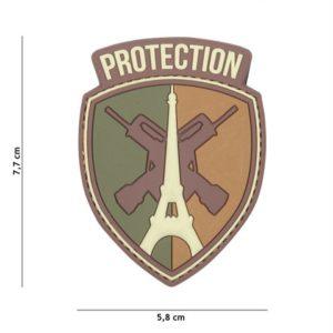 PATCH 3D PVC PROTECTION MULTI