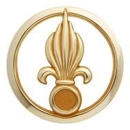 nsigne de béret doré Légion Étrangère d'Infanterie