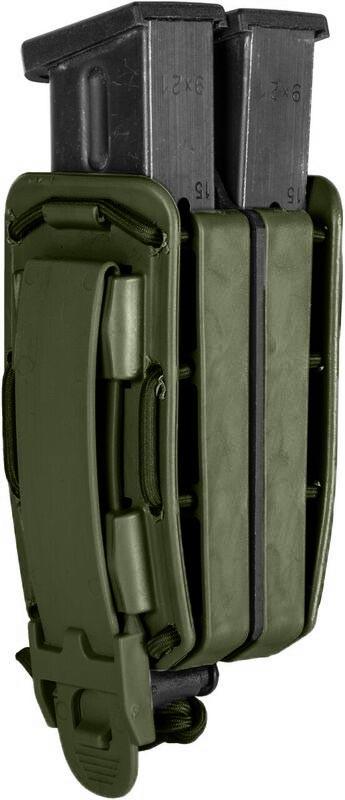 Porte chargeur double bungy vega PA