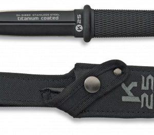 Couteau BOTERO K25. Poing en caoutchouc