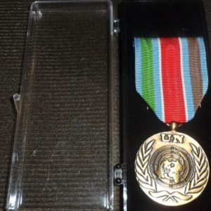Médaille Medal ONU / UNITED NATIONS YOUGOSLAVIE / YUGOSLAVIA UNPROFOR FORPRONU