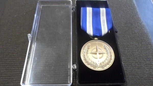 Médaille Medal OTAN / NATO ISAF AFGHANISTAN