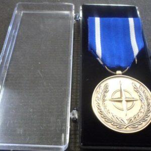 Médaille Medal OTAN / NATO EX-YOUGOSLAVIE / YUGOSLAVIA IFOR SFOR