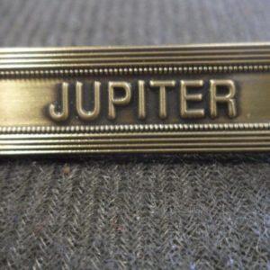 Agrafe JUPITER sur la médaille de la protection militaire du territoire MPMT