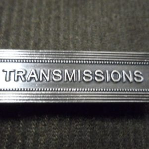 Agrafe pour médaille Ordonnance TRANSMISSIONS