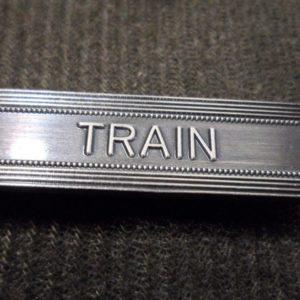 Agrafe pour médaille Ordonnance TRAIN