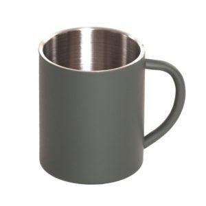 Mug isotherme double paroi 300 ml kaki