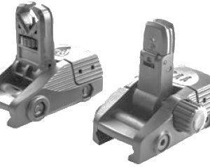 Visées rabattables avant et arrière (BGR + BGF) pour Roni® et Micro Roni®