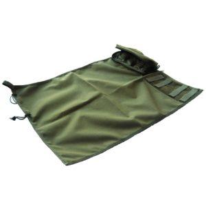 Tapis de nettoyage Condor Roll-Up - Olive