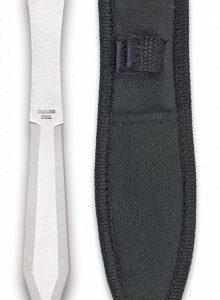 Couteau à lancer ALBAINOX. Avec étui. 13 cm 31025