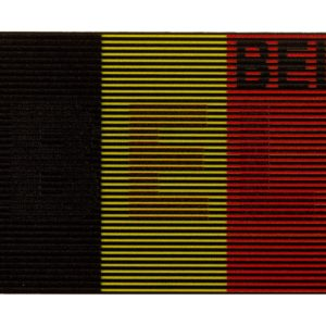 DUAL IR PATCH BELGIQUE HV